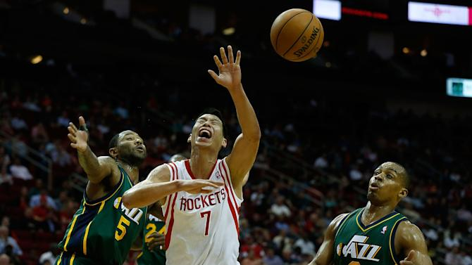 Utah Jazz v Houston Rockets
