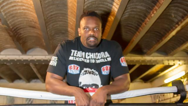 Boxing - Chisora next for unbeaten Wilder