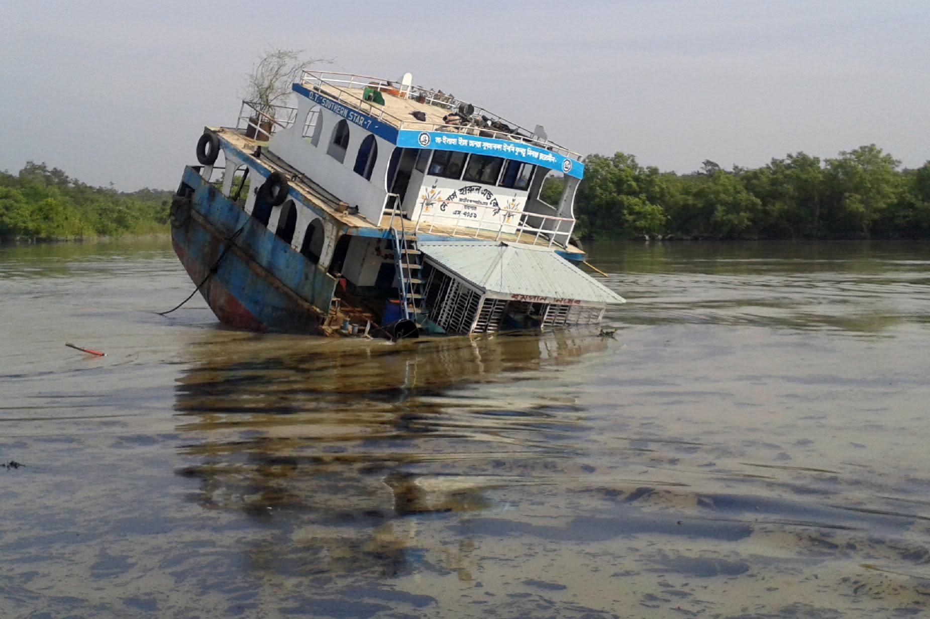 Bangladesh development threatens fragile Sundarbans mangroves