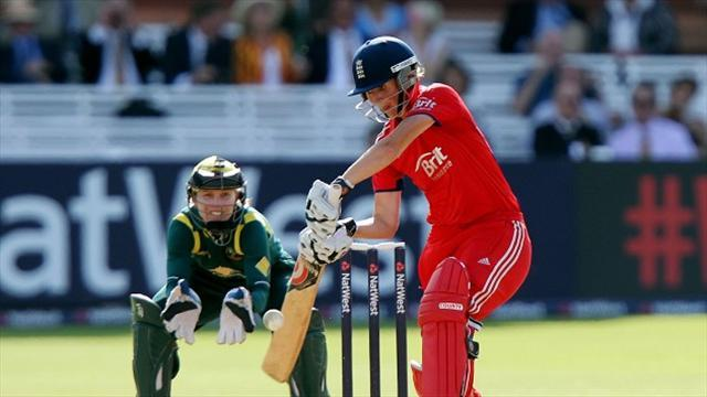 Ashes - Edwards leads England to series win in Australia