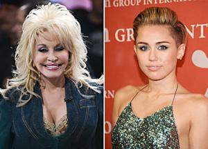 "Dolly Parton Defends Goddaughter Miley Cyrus: ""It's Not Easy Being Young"""