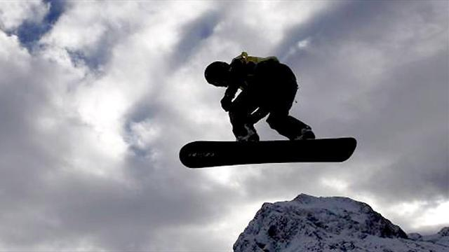 Snowboard - British snowboarding star found hanged