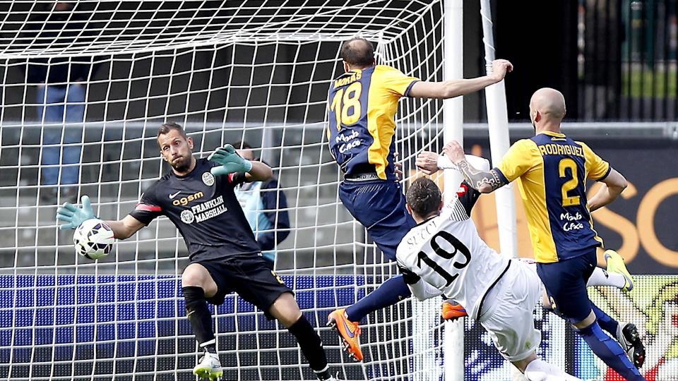 Video: Hellas Verona vs Cesena
