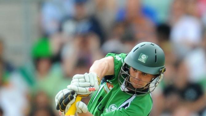 William Porterfield fancies Ireland's chances against Australia