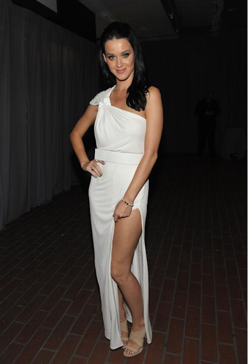 Katy Perry in Hussein Chalayan