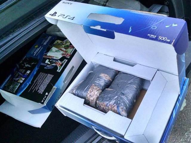 Walmart Shopper Buys PS4, Gets Box Full of Rocks Instead