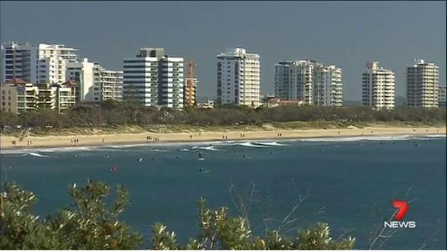 Worries over repetitive earthquakes on Fraser Island