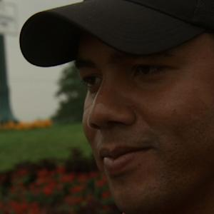 Jhonattan Vegas interview after Round 2 of The Greenbrier