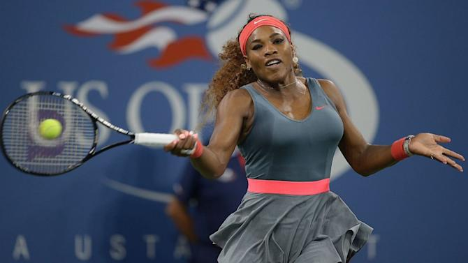 Serena Williams On Embracing Her Curves