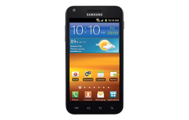 Galaxy S II Epic 4G (Sprint Variant)