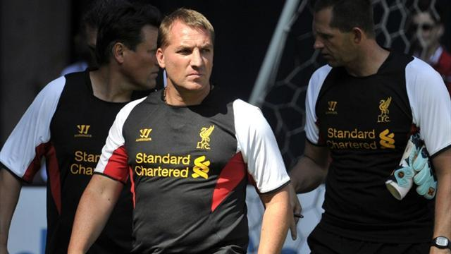 Premier League - Rodgers: Missing Europa League a blessing
