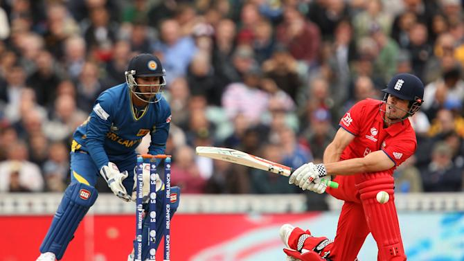Cricket - ICC Champions Trophy - Group A - England v Sri Lanka - The Kia Oval