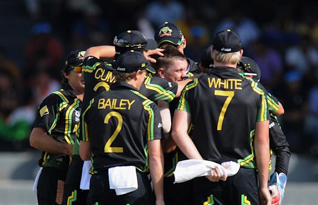 Australia v South Africa - ICC World Twenty20 2012: Super Eights Group 2