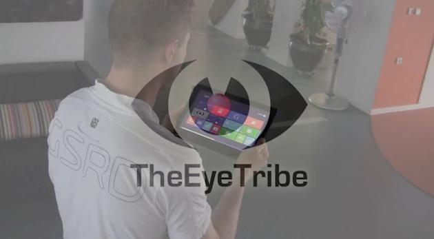 7. The eyephone. Touchscreen could become a thing of the past thanks to Danish technology that allows smartphone and tablet users to control their devices by moving their eyes. Eye Tribe, which uses i