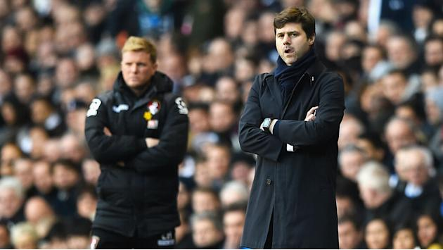 Eddie Howe says Tottenham head coach Pochettino is one of 'the very best'