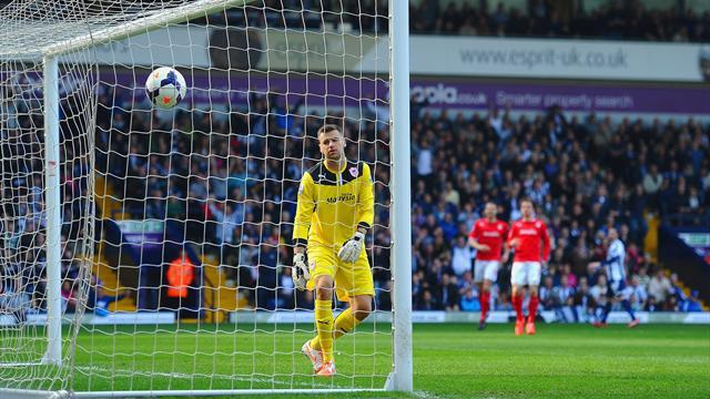 Premier League - Crazy late drama as West Brom and Cardiff share spoils