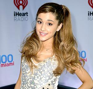 "Ariana Grande Explains Hair Extensions: Natural Hair Looks ""Absolutely Ratchet"""