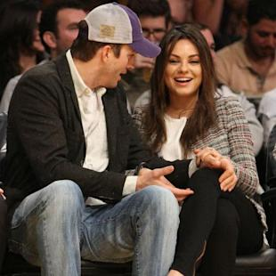 Mila Kunis 'Forcing Ashton Kutcher To Ditch Bachelor Pad' As Pregnancy Rumours Continue