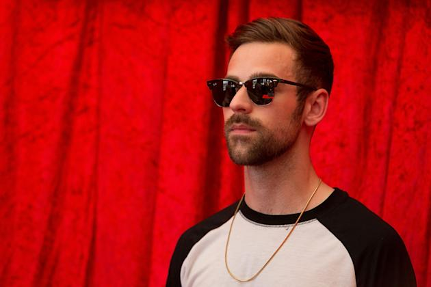 Macklemore & Ryan Lewis Perform At Nova's Red Room