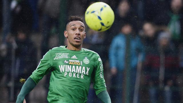 Ligue 1 - St Etienne beat Lille to reach French Cup last eight