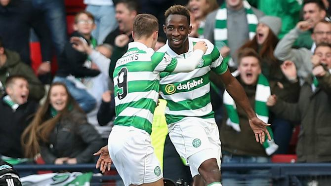 Rangers 0 Celtic 1: Late Dembele strike settles Old Firm semi-final