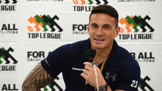 Rugby League - Sonny Bill confirms desire to return to union in 2015