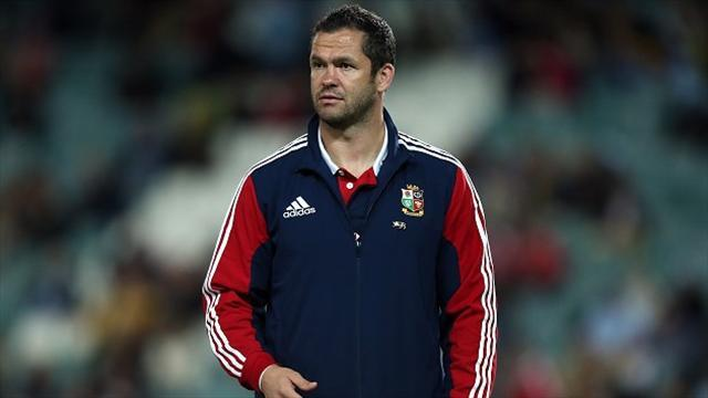 Lions Tour - Farrell: Deciding Test will top the lot