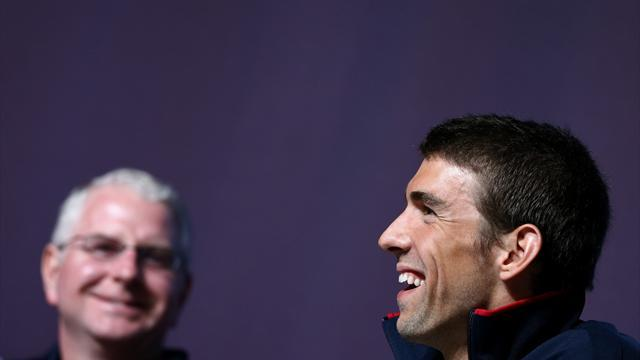 Swimming - Turkey hires Phelps's coach in search of medals