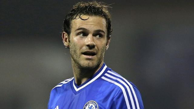 Premier League - Mata moves closer to United switch