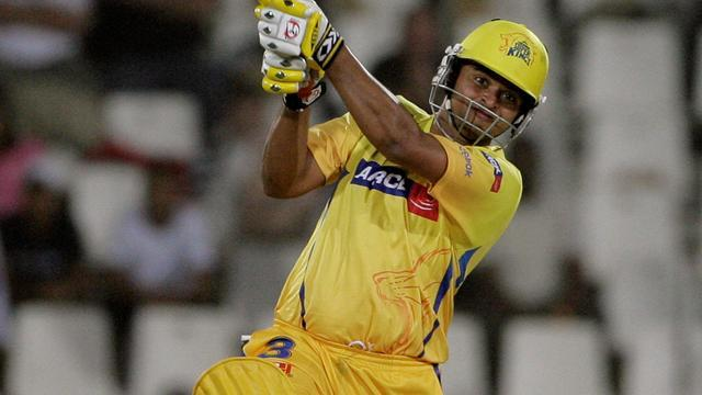Cricket - Raina inspires Super Kings defeat of Sunrisers