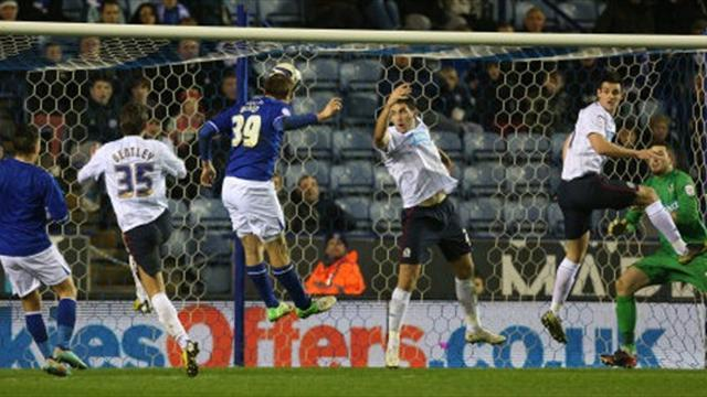 Championship - Leicester back to winning ways in promotion push