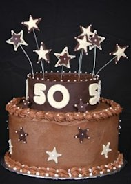 8 Reasons Why 50+ Can Be the Best Age to Start as an Entrepreneur image 50th birthday cake 214x300