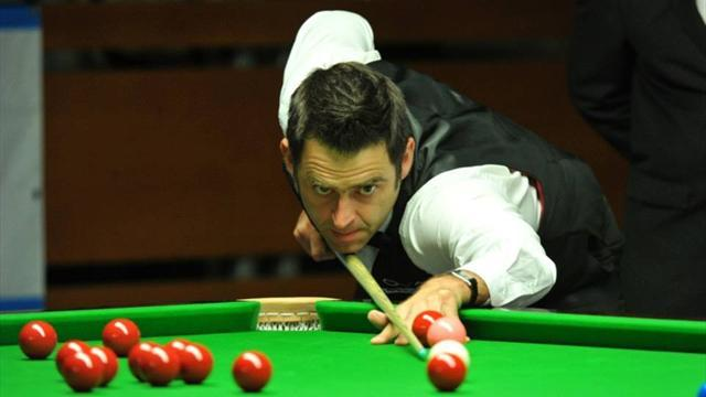 Snooker - O'Sullivan ousts Ding after impressive comeback