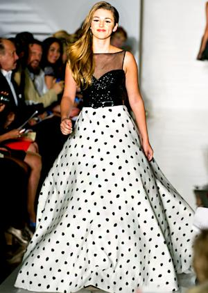 Duck Dynasty's Sadie Robertson Walks Runway at New York Fashion Week