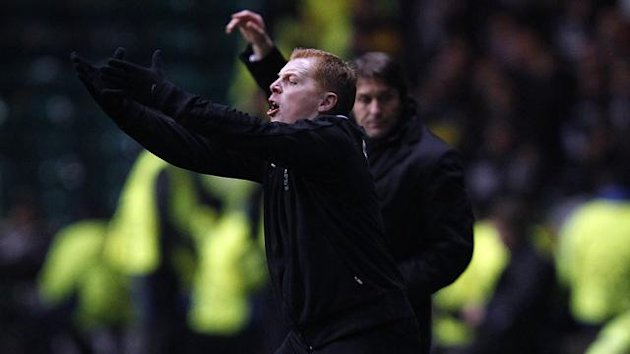 Neil Lennon (Reuters)
