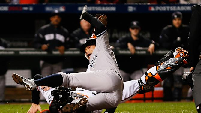 Division Series - New York Yankees v Baltimore Orioles - Game Two