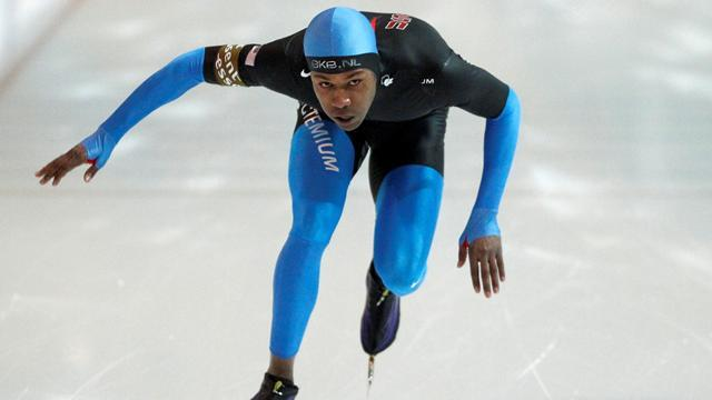 Speed Skating - Big names eye significant golds