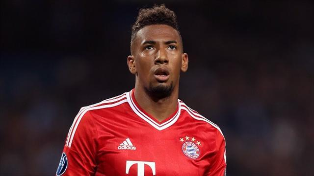 Champions League - Boateng: Arsenal the toughest team Bayern could have drawn