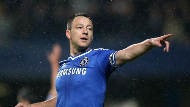 World Cup - Badly missed by Chelsea, England will suffer without John Terry