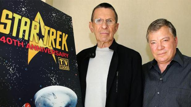 William Shatner Blasts Critics, Defends Absence From Leonard Nimoy's Funeral