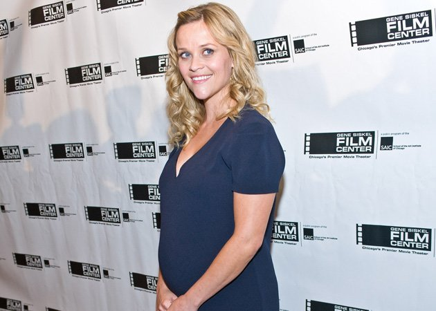 Reese Witherspoon, pregnancy