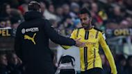 Pierre-Emerick Aubameyang says he is feeling tired but Thomas Tuchel is not about to give him extra recovery time.