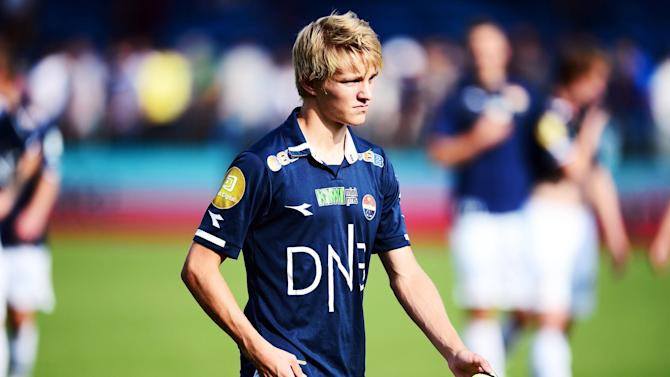 European Football - Fifteen-year-old set for Norway bow
