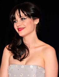 We're thrilled to hear that actress Zooey Deschanel has joined the likes of Naomi Watts and Eva Mendes as she is named the new face of Pantene. She stars in their new Beautiful