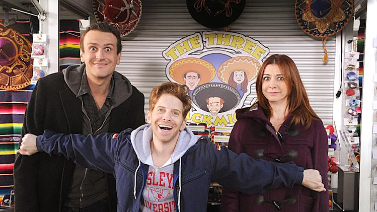 Exclusive Video: How I Met Your Mother Stages a Most Frightening Buffy Reunion!