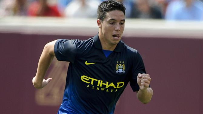 Community Shield - Nasri: Arsenal fans' abuse is 'stupid'