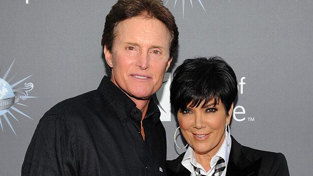 Bruce Jenner on Split: Nobody's Filing for Divorce