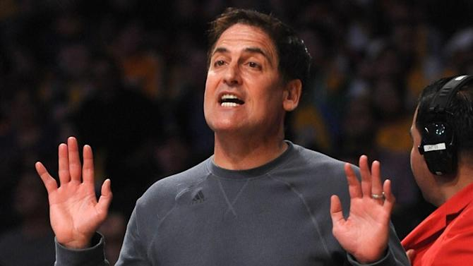 Basketball - Mavericks owner criticised for his comments on race