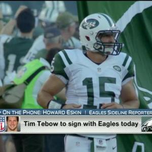 Howard Eskin on Tim Tebow: 'I get it, but I don't get it'