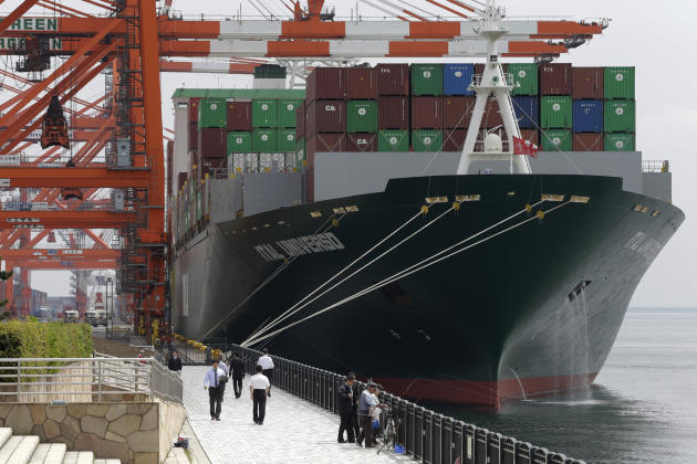Japan trade gap returns to deficit in April, more red ahead